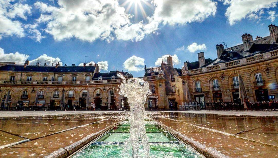 Dijon, Hauptstadt des Burgund