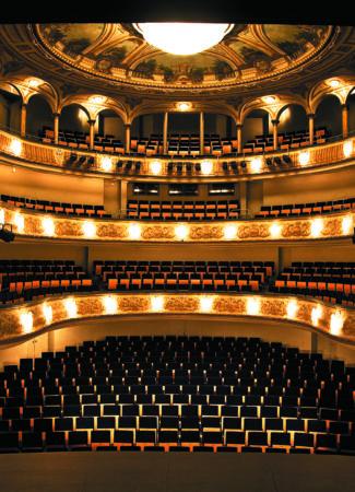 Die Oper von Dijon