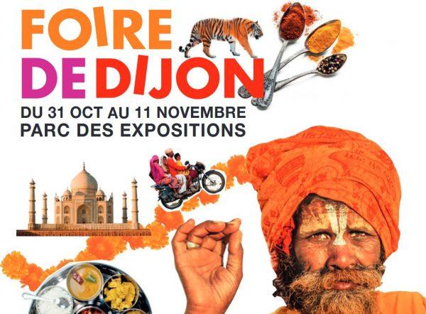 Die Internationale Gastronomiemesse von Dijon