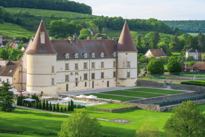 Hôtel Golf Château de Chailly - 0