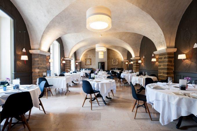 Château de Saulon – Restaurant Deux Rivières - 0