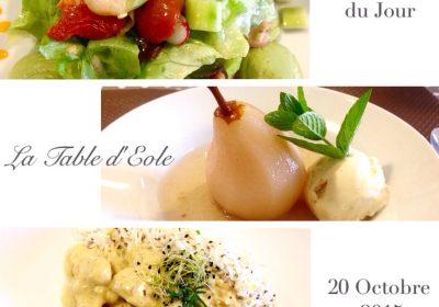 La Table d'Eole - 5