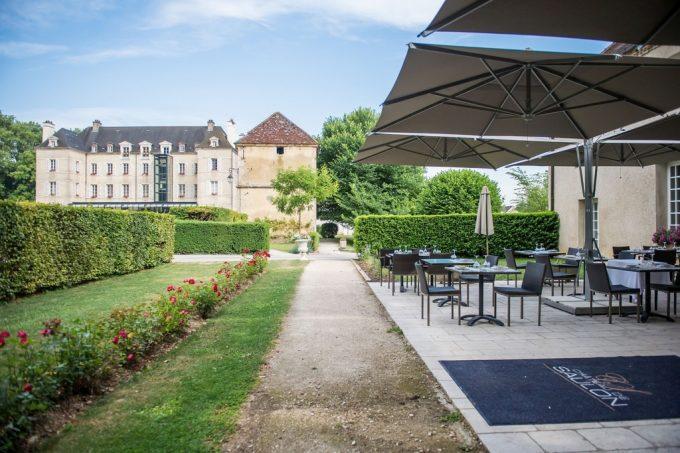 Château de Saulon – Restaurant Deux Rivières - 2
