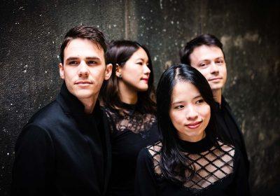 Philippe Cassard & Quatuor Hermès  Haydn, Franck