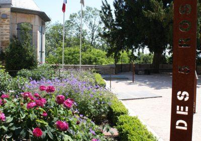 Jardin des 5 Roses
