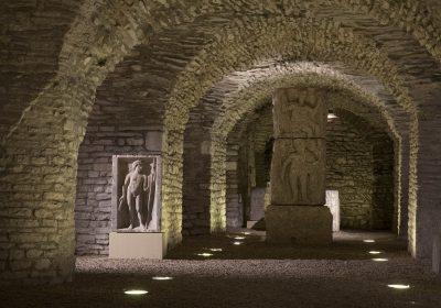 Musée archéologique de Dijon – ancienne abbaye Saint-Bénigne - 6