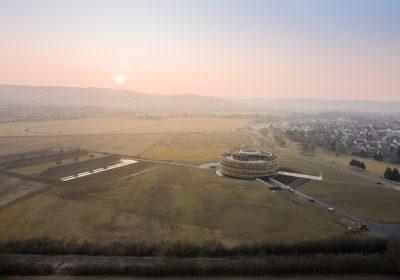 Centre d'interprétation du MuséoParc Alésia - 2