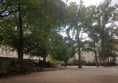 Square Carrelet-de-Loisy - 1