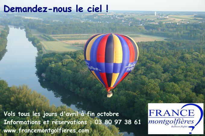 France Montgolfières – Semur-en-Auxois - 4