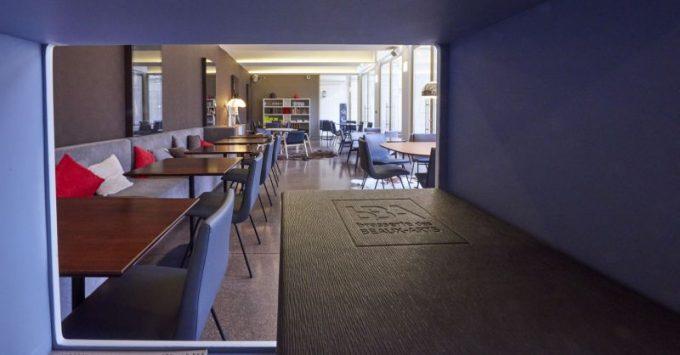 Brasserie des Beaux-Arts – Salon de thé - 2
