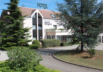 Hôtel Castel Burgond - 0