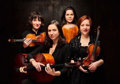 Quatuor Zaïde  W. A. Mozart, Anton Webern