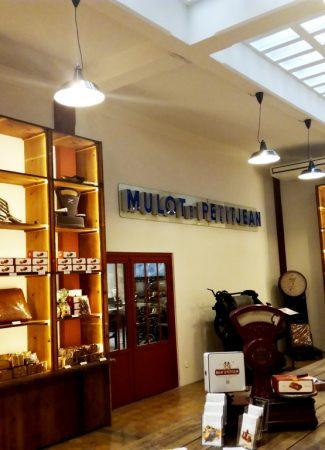 La fabrique de pain d'épices Mulot & Petitjean