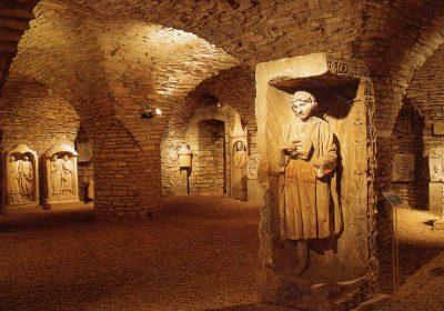 Musée archéologique de Dijon – ancienne abbaye Saint-Bénigne - 2