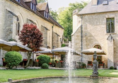 Hôtel-Restaurant Abbaye de la Bussière-sur-Ouche - 6