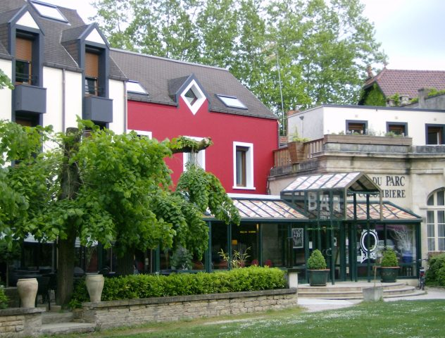 Hôtel-Restaurant du Parc de la Colombière - 0