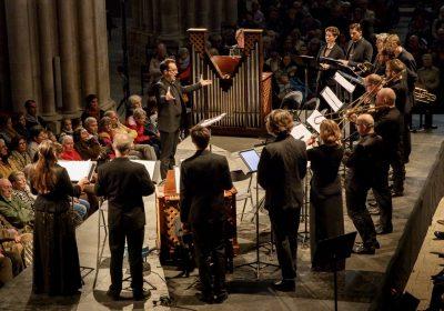 Les Traversées Baroques et Musiques en Ville