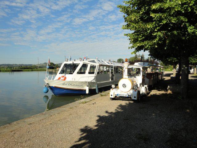 Bateau promenade La Billebaude (Cap Canal) - 3