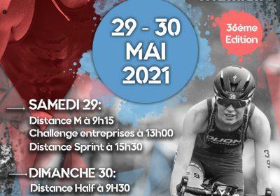 35ème triathlon de Dijon