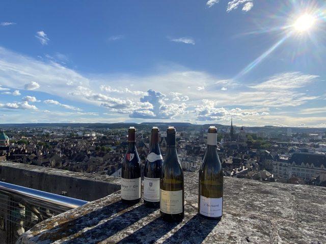 Atelier dégustation des vins de Bourgogne au sommet de la Tour Philippe le Bon - 0