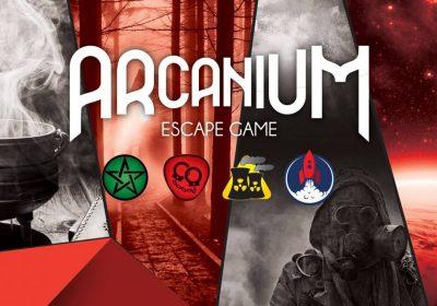 Arcanium Escape Game Dijon - 1