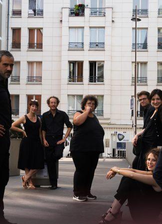 Juliette et l'Orchestre de Tango Silbando