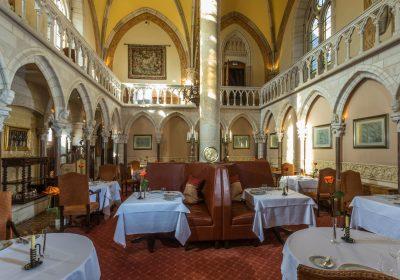 Hôtel-Restaurant Abbaye de la Bussière-sur-Ouche - 3