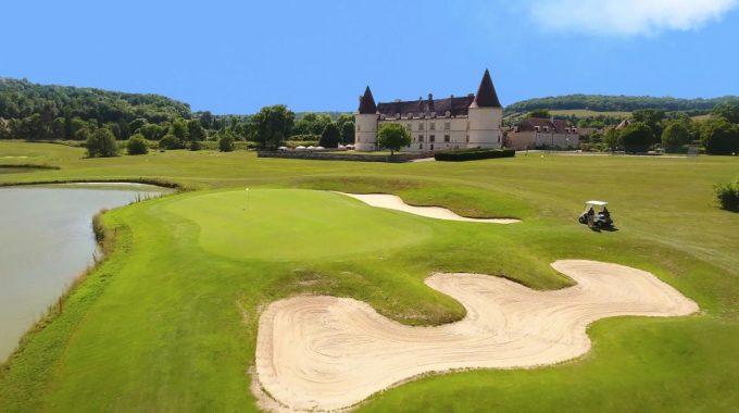 Hôtel Golf Château de Chailly - 37