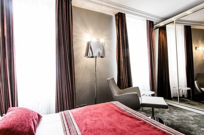 Hostellerie du Chapeau rouge Dijon  © Julien Faure (20)