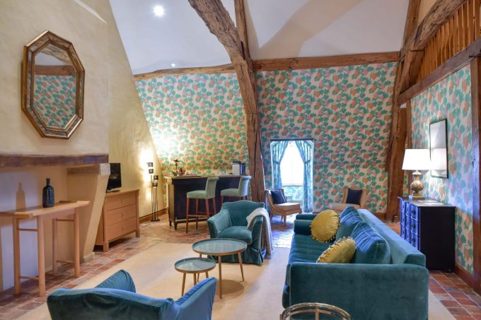 Hôtel Golf Château de Chailly - 32