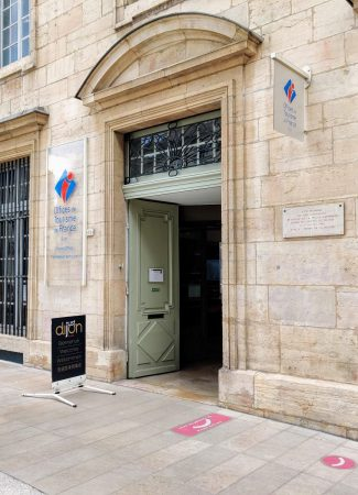 Office de Tourisme de Dijon Métropole – BIT Forges