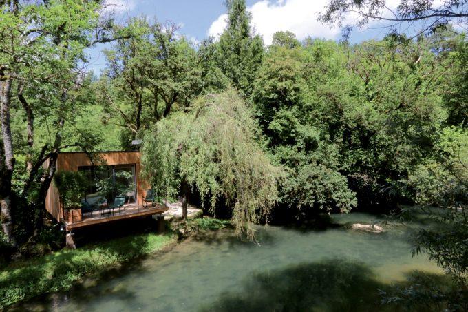 La Cabane – Domaine Pont-Roche & Spa - 0
