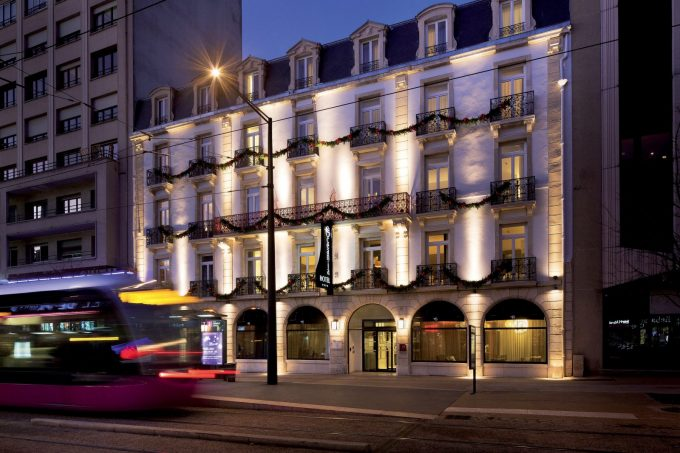Hôtel Oceania Le Jura - 0