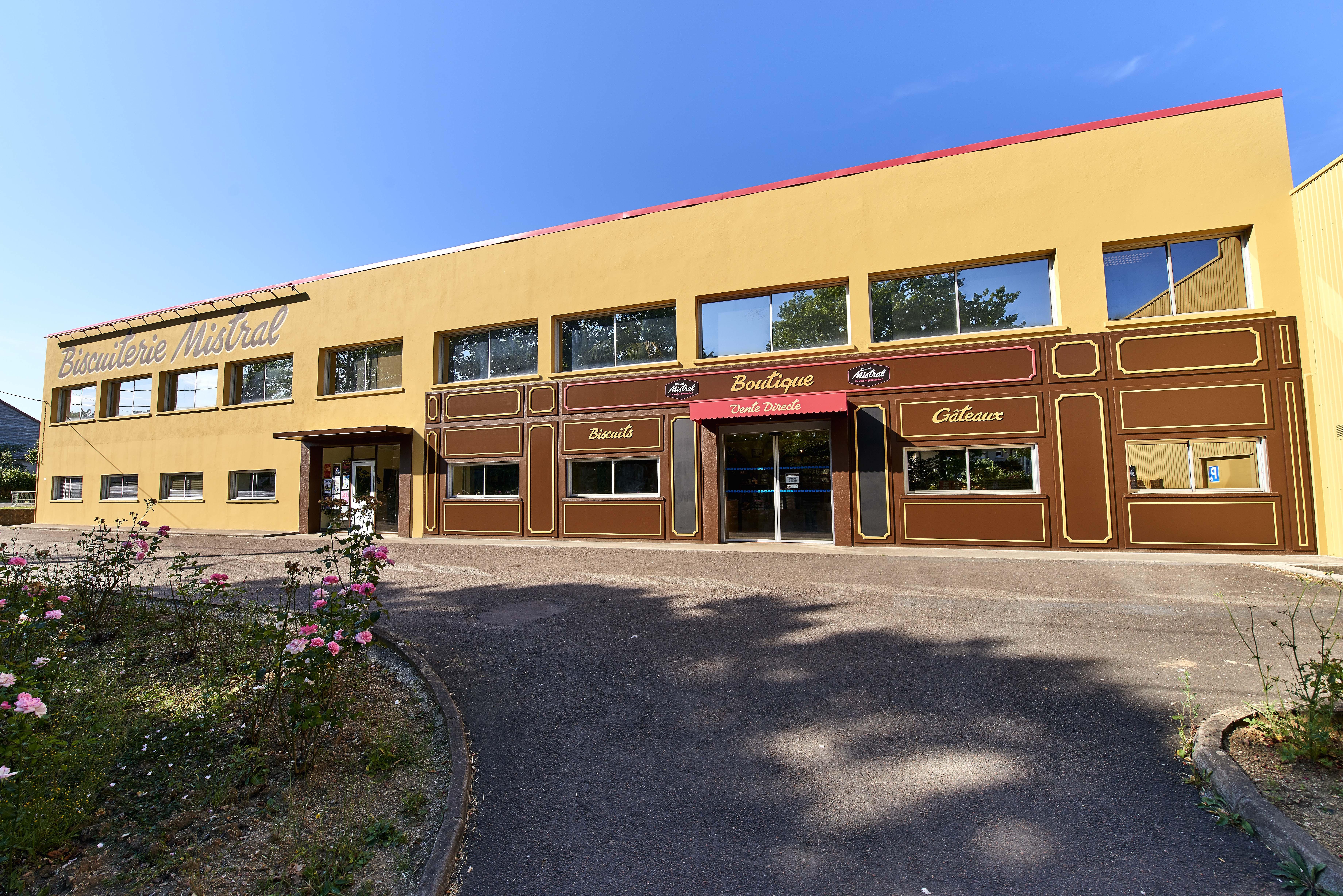 Biscuiterie du Mistral    Fabrique & boutique - 0