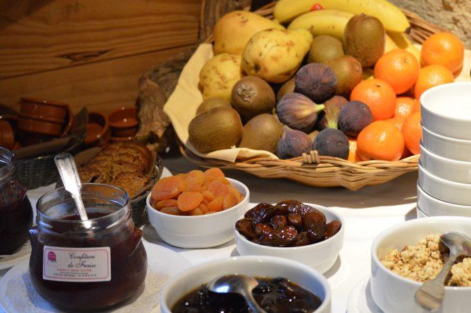 PDJ Conf et Fruits