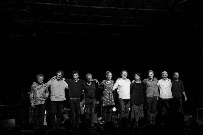 Concert de rentrée du Bistrot de la Scène : Frédérique Carminati, Jean-Claude Pouyet & friends - 0