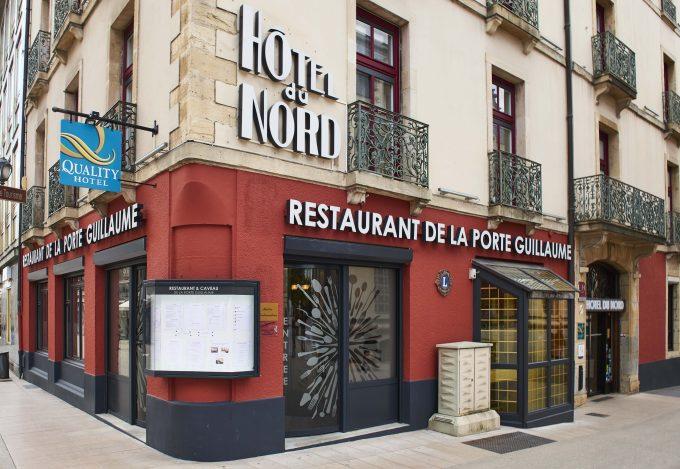 Quality Hôtel du Nord Rest Porte Guillaume Dijon