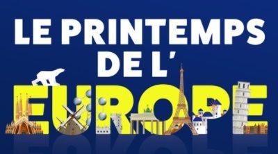 Le Printemps de l'Europe à Dijon