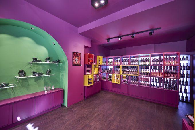 boutique vue produits