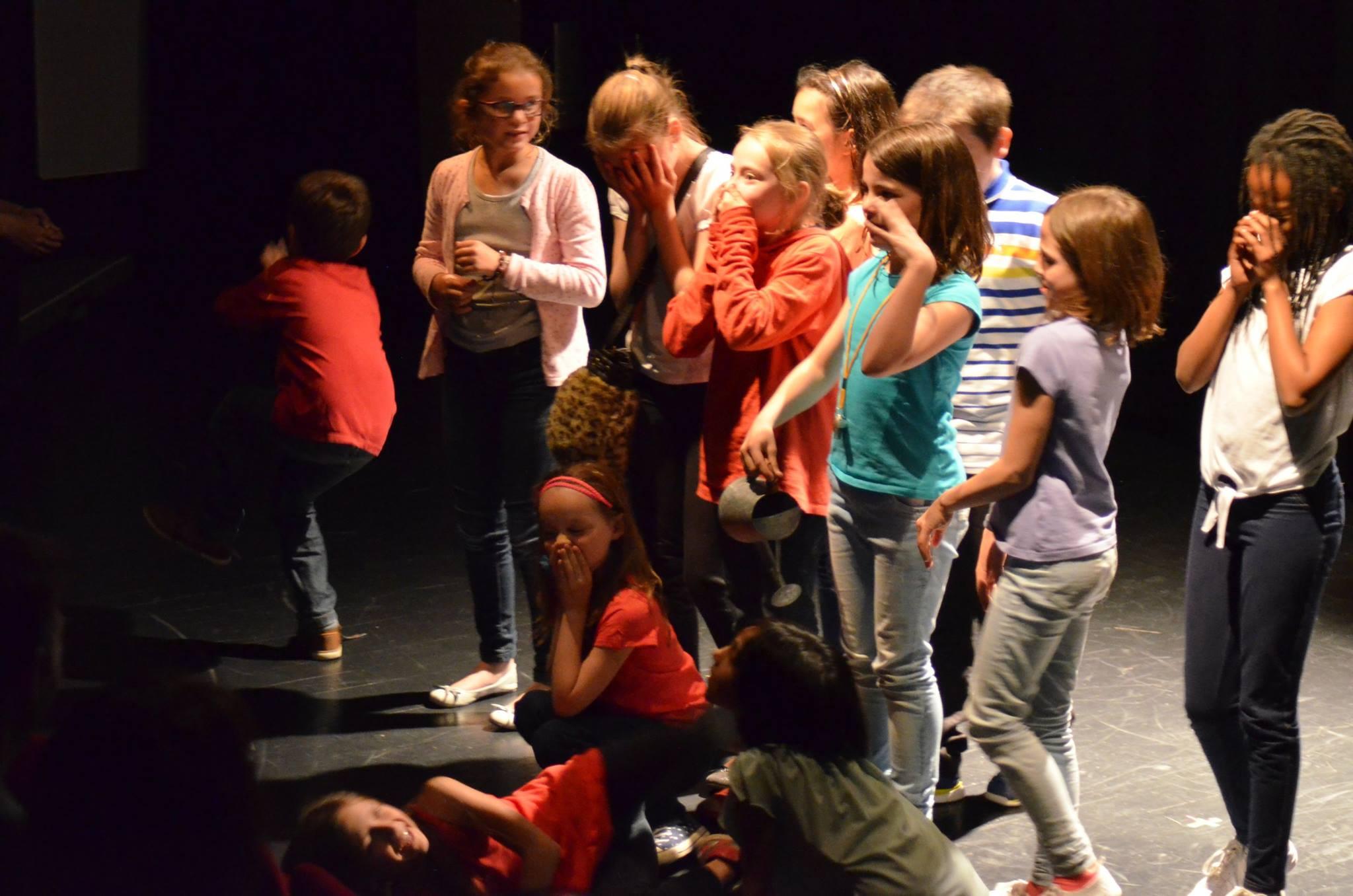 Inscriptions ouvertes pour la nouvelle saison des ateliers Théâtre proposés par le Cie Le Rocher des Doms de Talant
