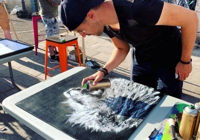 l'atelier Street art - 2